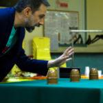 Presentazione - Cups and Balls gesto magico