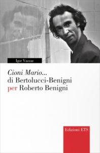 Cioni Mario di Bertolucci-Benigni per Roberto Benigni - Copertina